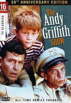 The Andy Griffith Show - 50th Anniversary Ed. (DVD) 16 Classic Episodes NEW