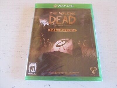 Walking Dead: The Telltale Series Collection (Microsoft Xbox One). BRAND NEW.