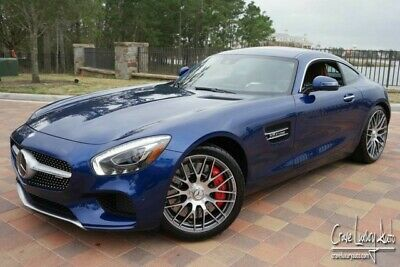 2016 Other S 2016 Mercedes-Benz AMG GT S Coupe 4.0L 8-Cyl Engine Automatic Brilliant Blue