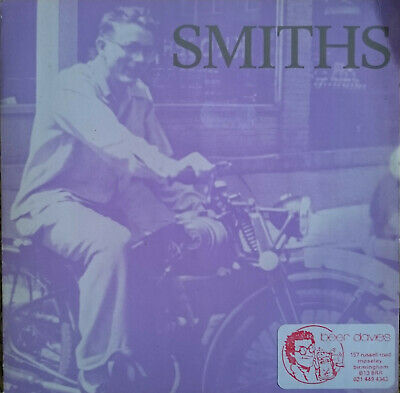 The Smiths Bigmouth Strikes Again Rough Trade Rt 192 Morrissey Johnny Marr Indie