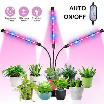 Plant Lights for Indoor Plants, Grow Lights for Indoor Plants with Timer