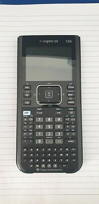 Texas Instruments CAS TI-NSPIRE CX CAS GRAPHING CALCULATOR EXCELLENT CONDITION