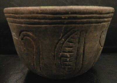 OLD antique ancient Pre-Columbian Primitive Latin / Central American Art Pottery