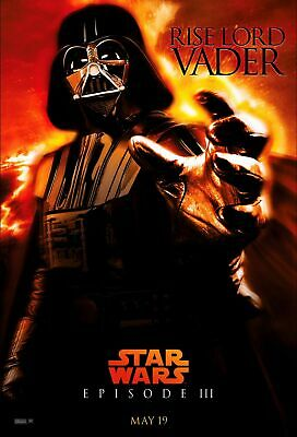 Star Wars III: Revenge of the Sith (DVD, 2-Disc Set, Widescreen) [DISC ONLY]