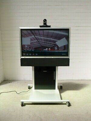"Tandberg Cisco Video Conference System 42 ""HD Display HD Camera & Remote"