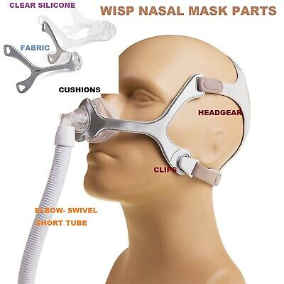 New Philips Respironics Wisp Nasal  Mask Parts Replacements