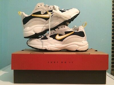 VERY RARE!VINTAGE SHOES Sneakers Nike Air Levity 90s Size 4