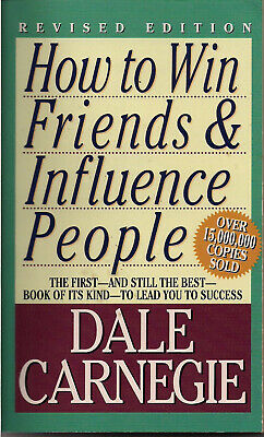 How to Win Friends and Influence People by Dale Carnegie (2015, Paperback)