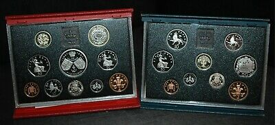 Royal Mint PROOF sets 1983-1999 Standard and Deluxe Choose Your Dates