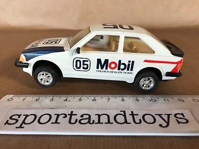 Scalextric Ford Escort Xr3I Mobil C376 Made In Great Britain.