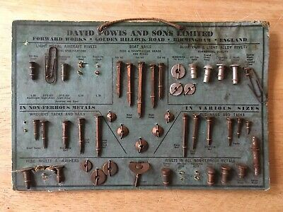 Antique aviation collectable. Early aircraft parts. WW1 Aero engineering