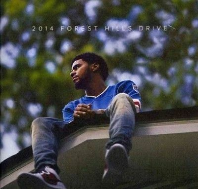 J. COLE 2014 Forest Hills Drive CD BRAND NEW