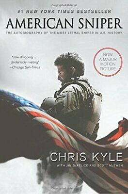 American Sniper [Movie Tie-in Edition]: The Autobiography of th .9780062376336