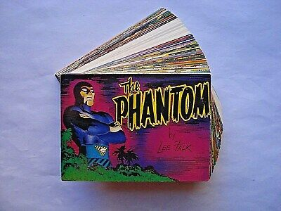 1995 Comic Images *The Phantom* Complete 90 Card Base Set + Wrapper