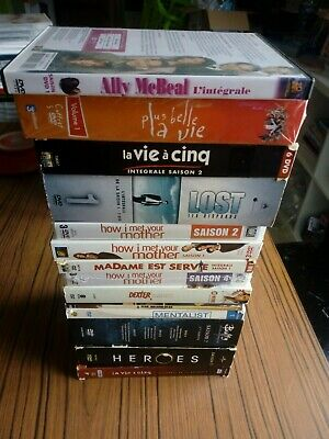 Lot Dvd Series Tv