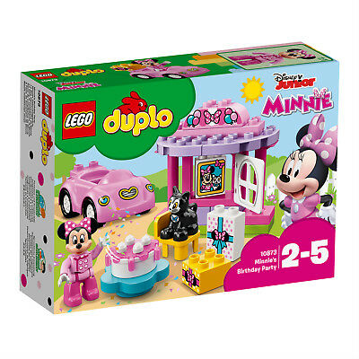 LEGO Duplo 10873 Minnies Geburtstagsparty Minnie's Birthday La fête N9/18