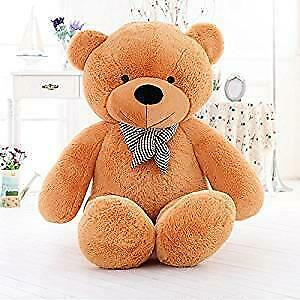 MorisMos Giant Cute Soft Toys Teddy Bear for Girlfriend Kids Teddy Bear 55 INCH