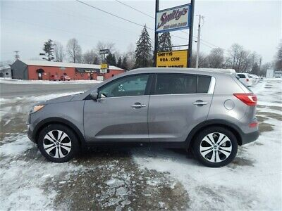 2011 Kia Sportage EX 2011 Kia Sportage EX SUV Heated Seats Dual Moonroof Trailer Tow Package Clean!!!