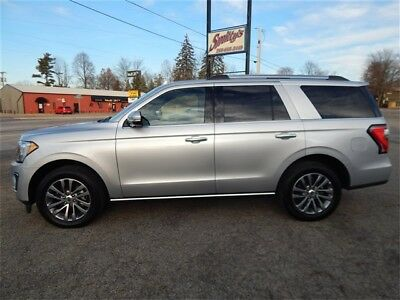 2018 Ford Expedition Limited 2018 Ford Expedition 4WD Limited SUV 7 Pass Buckets Apple Carplay B&O Tow Pkg!!!