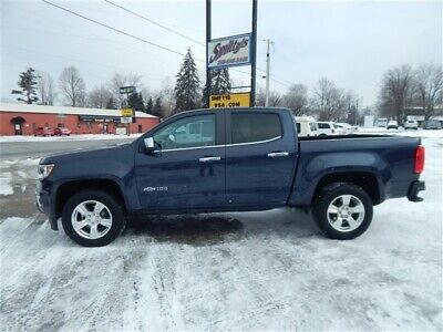 2018 Chevrolet Colorado Z71 2018 Chevrolet Colorado Z71 4wd Crew Cab Centennial Edition Leather Tow Package!