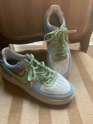 brand new 6955e 86951 Nike Air Force 1 EASTER 2005 OG Style 307334-531 Easter Egg Size 12