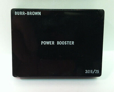 Burr-Brown 3016/25 Power Booster Microcircuit - New Surplus