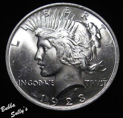 1923 Peace Silver Dollar <> UNCIRCULATED