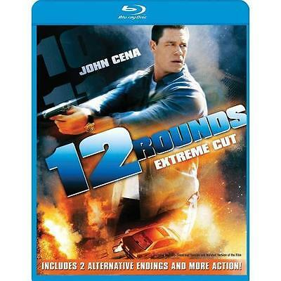 12 Rounds [Extreme Cut] [Blu-ray]