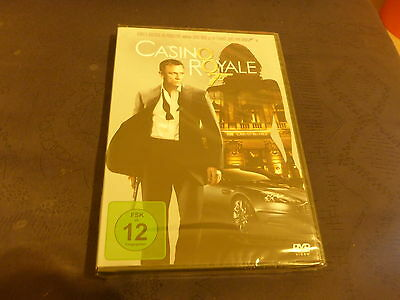 James Bond Casino Royale: Mit Daniel Craig, Eva Green, Mads Mikkelsen U.a.