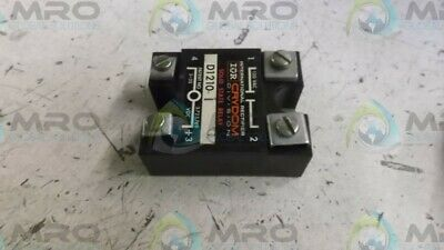 Crydom D1210-1 Relay * Used *