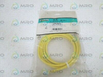 Panduit Cord Utpch6Yl *New In Factory Bag*