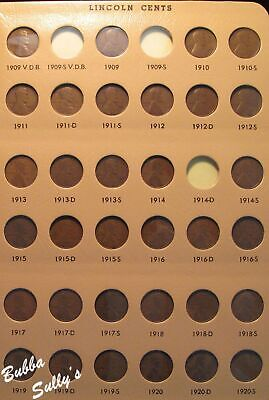 Nearly Complete Set of Lincoln Cents <> SEE DESCRIPTION