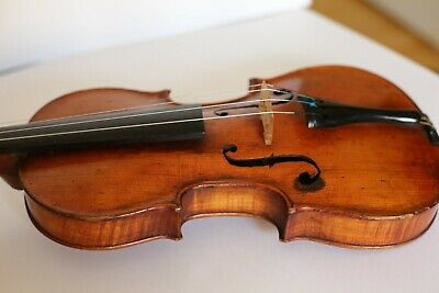 Antique Violin 1/2 Size No Label