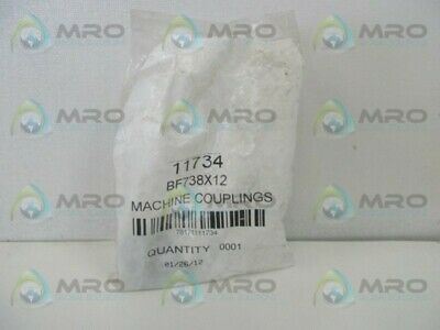 Boston Gear 11734 Machine Coupling * New In Factory Bag *