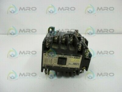 Hitachi K15N-Ep Magnetic Contactor * Used *