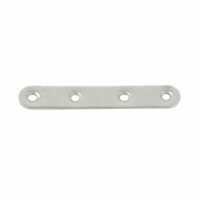 FAMILY FURNITURE METAL Flat Corner Brace Angle Bracket Connector 96mm Length
