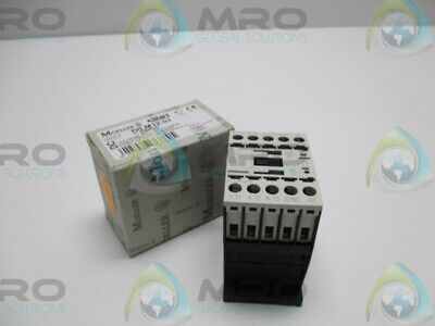 Klockner Moeller Dilm12-01 Contactor 24Vdc * New In Box *
