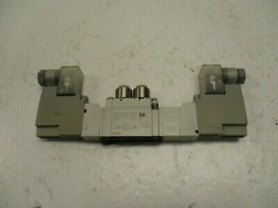Smc Sy5320-5Dz-01 Solenoid Valve  24V (As Pictured) * Used *