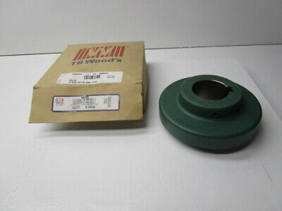 """Tb Woods 8S Flange Coupling 1-7/8"""" * New In Box *"""
