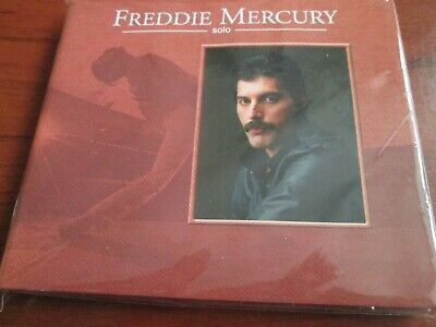 Freddie Mercury - Solo (Mr Bad Guy/Barcelona/Bonus) [3 CD SET] NEW SEALED QUEEN