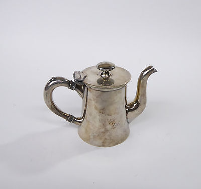 Wilcox T Silverplate Pitcher or Creamer