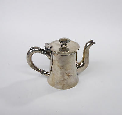 Wilcox T Silverplate pitcher or creamer.