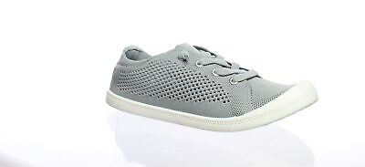 b09084fd0ce Madden Girl Womens Bailey Grey Fabric Fashion Sneaker Size 7 (211304)