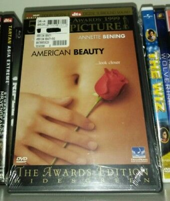 American Beauty (DVD, 2000, Limited Edition Packaging Awards Edition Brand New)