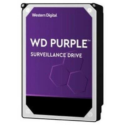 NEW WESTERN DIGITAL WD101PURZ 10TB PURPLE 256MB.b.