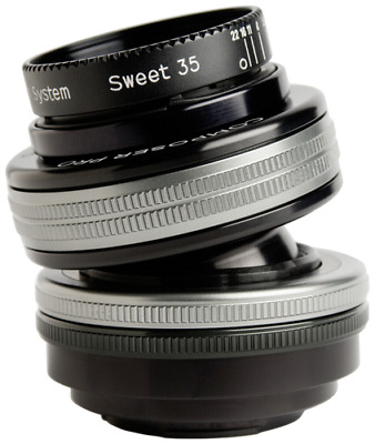 Lensbaby Composer Pro II incl. Sweet 35 Optic Fuji X NEW