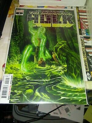 Immortal Hulk #2 - 1st Appearance of Dr. Frye,1st Print (Marvel Comics 2018)