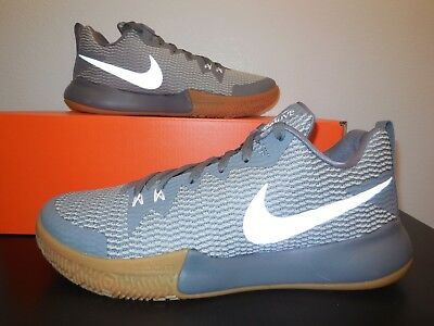 9dc4a876f47d Men s Nike Zoom Live II Basketball Shoes -Cool Grey-Style  AH7566 002-