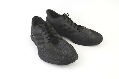 501eaa03c Adidas PureBOOST DPR LTD Core Black Carbon Running Shoes Men Size 9.5 BB6303