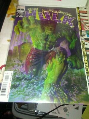 Immortal Hulk #1 (2018) NM